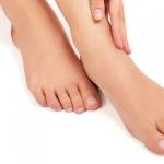 Gezonde voet